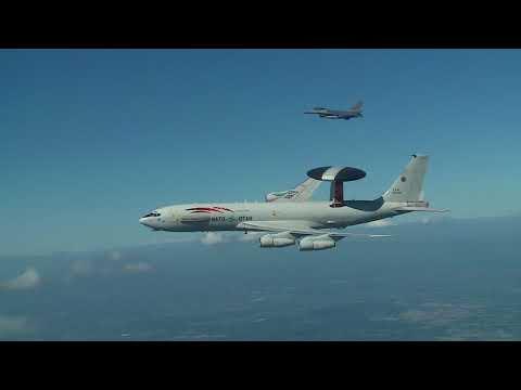 NATO Allies harmonize Air Ops