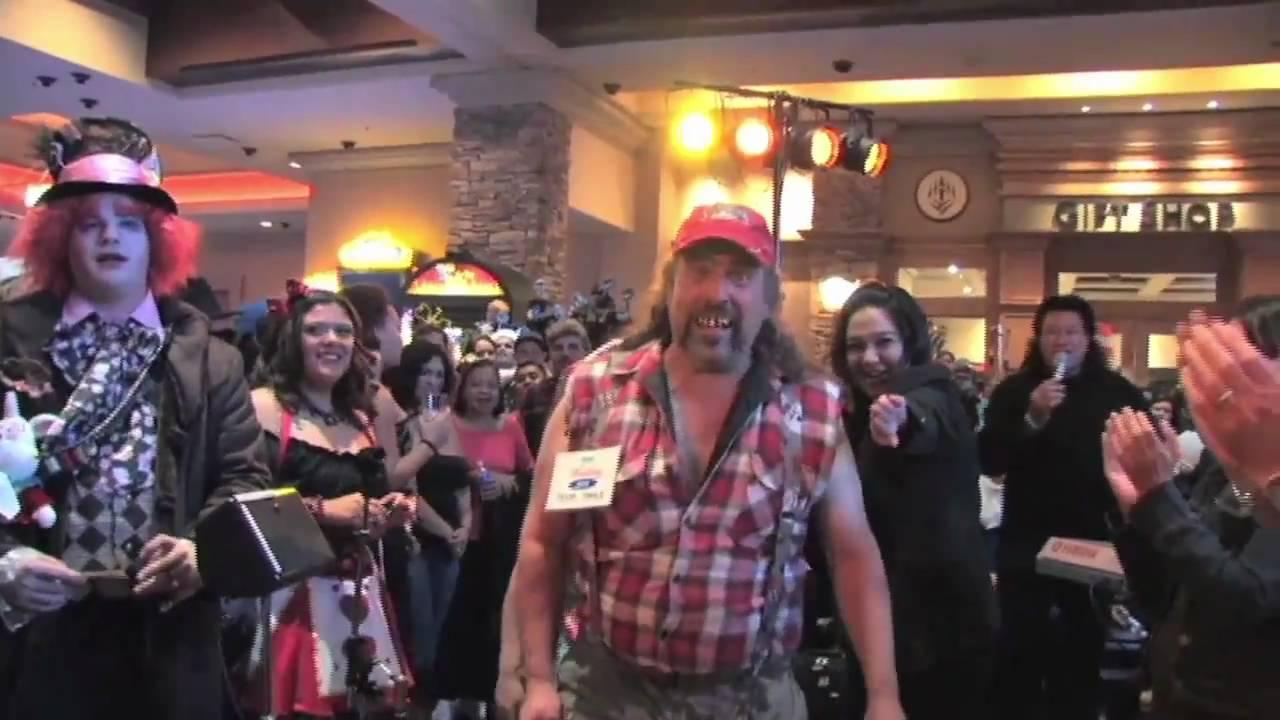 Halloween 2010 - Contest Winners Thunder Valley Resort - YouTube on