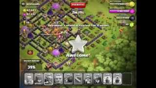 Clash of Clans MK :- How to attack milesma85
