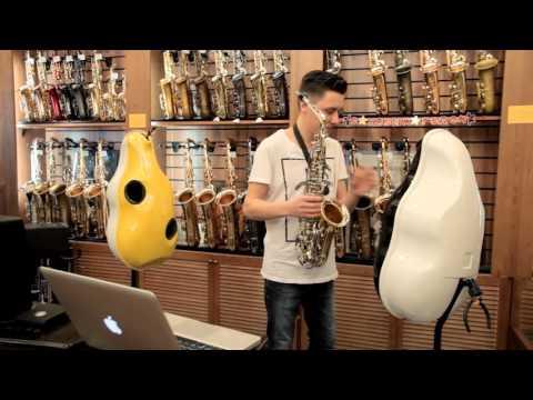 KURVE ONE Saxophone Mute Demo