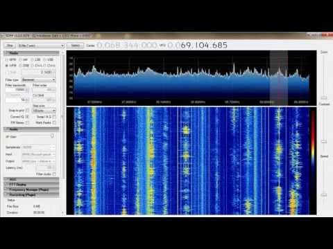 (sporadic E oirt) 69.11 MHz - Radio Stalitsa (Byelarus) - Smyatanichy
