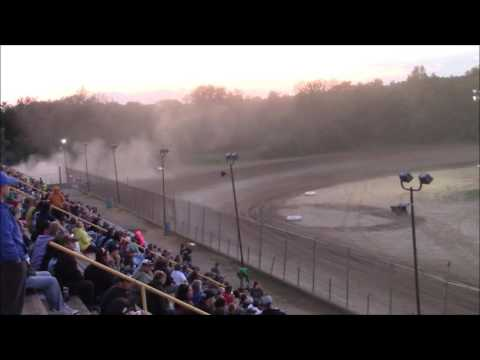 Butler Motor Speedway UMP Modified B-Main 6/24/17