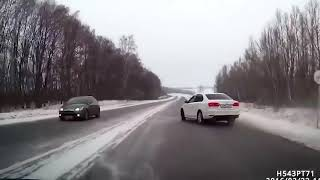Ultimate IDIOT Winter FUNNY DRIVERS, CRAZY FUNNY December FAILS 2016 3