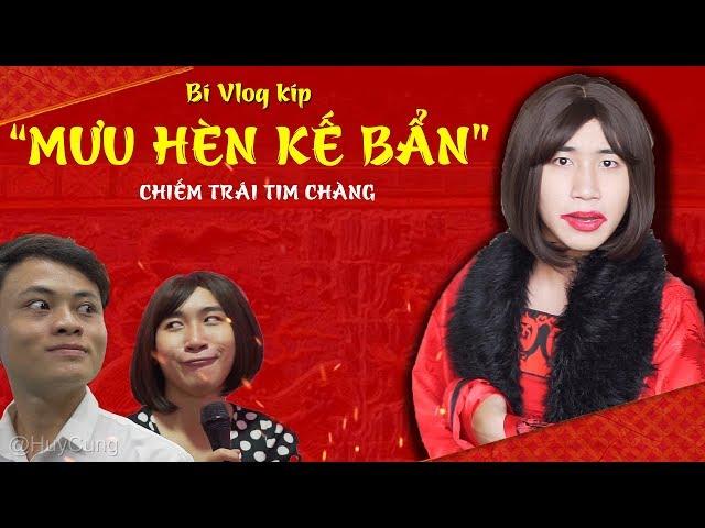 Vlog 79: MƯU HÈN KẾ BẨN CHIẾM LẤY TRÁI TIM CHÀNG
