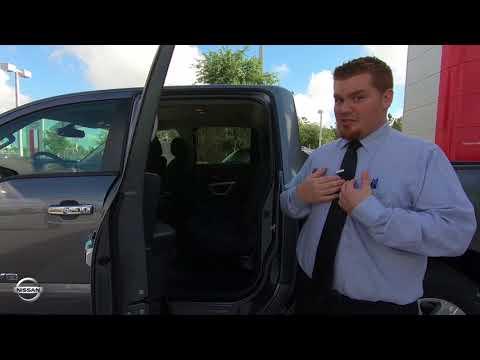 Car Review 2018 Nissan Titan SV