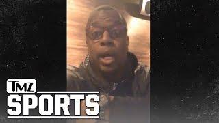 KORDELL STEWART -- FURIOUS OVER STOLEN NAKED VIDEO ... Blames Porsha   TMZ Sports