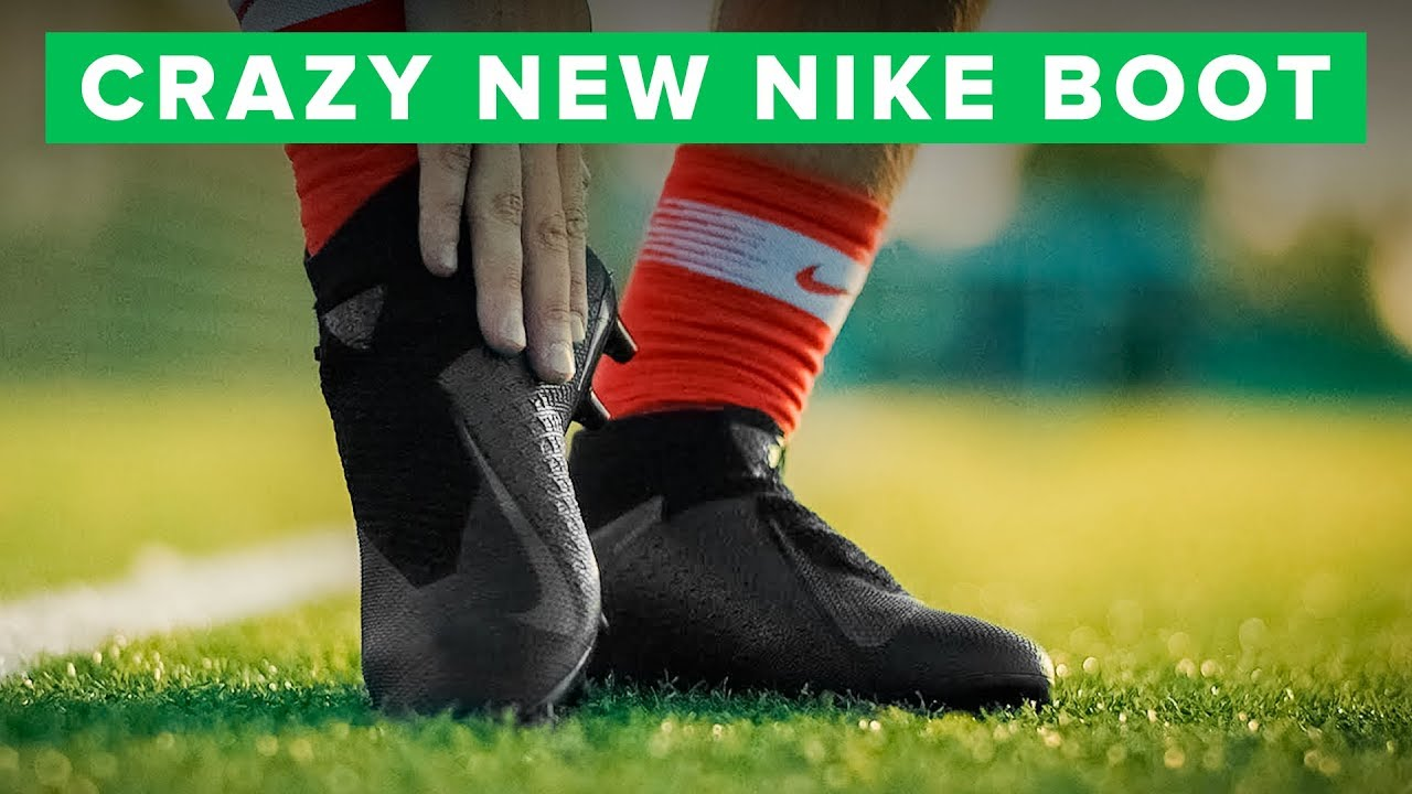new arrival d6ce5 08faa NIKE PHANTOM VISION ELITE PLAY TEST   first impression of new De Bruyne  boots