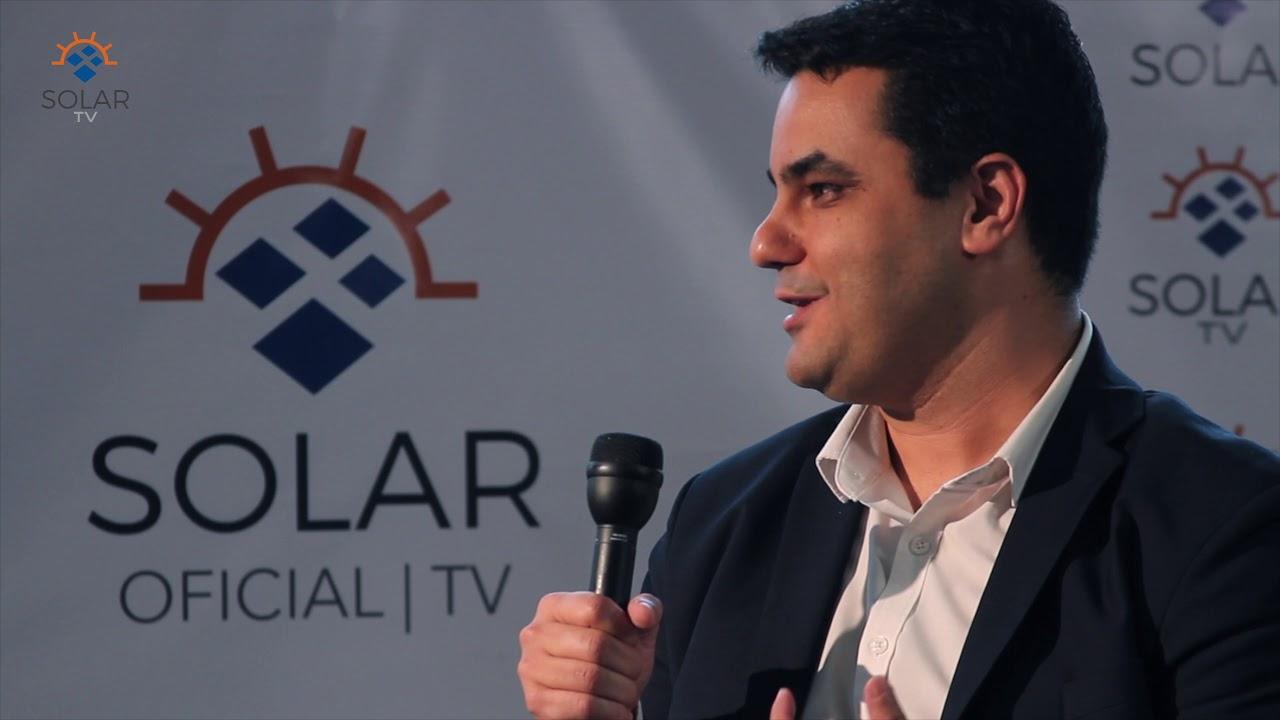 RODRIGO TEIXEIRA MATIAS DIRETOR COMERCIAL ECORI ENERGIA SOLAR, NO FÓRUM GD SUL