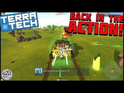 Building, Racing and MORE!! Lets Play TerraTech Gameplay Z1 Gaming