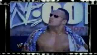 "The Rock ""2001"" Know Your Role Entrance Video"