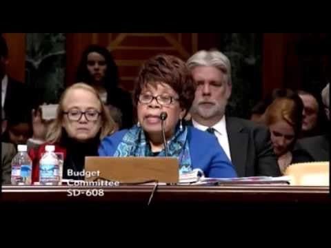 Senate Hearing - Social Security Disability Trust Fund Insolvency