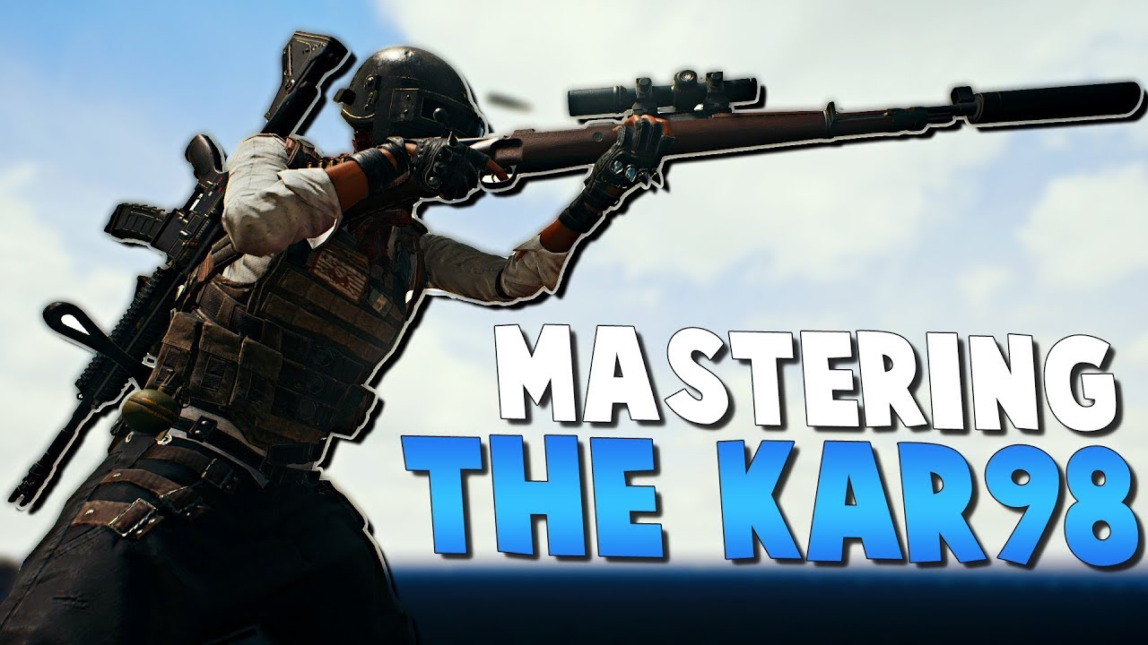 Download MASTERING THE KAR98! PlayerUnknown's Battlegrounds (PUBG)