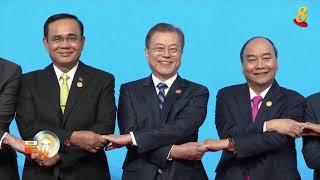 晨光|着眼天下: 亚细安韩国特别峰会 强化合作伙伴关系