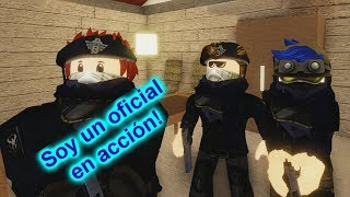 I'm a government official in action! Roblox: Electric State DarkRP