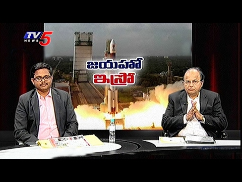 ISRO's Successful Satellite Launch | Discussion on ISRO | TV5 News