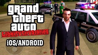 GTA Liberty City Stories Oficial para iOS  Android en Español