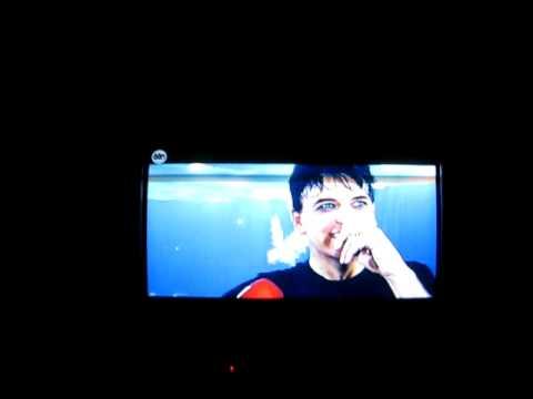 GARY NUMAN ON BELGIAN TV