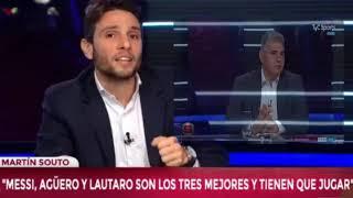Super Futbol / 26 de Mayo / Enzo Pérez o Paredes? - La selección debe jugar en la Bombonera?