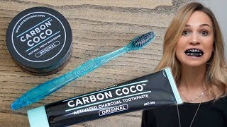 Carbon Coco Review + Thoughts   morerebe