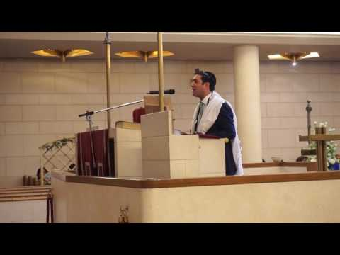 Chazan Mordechai Salem - Kaddish