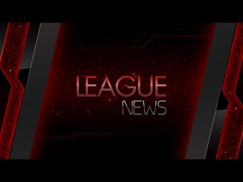 League News: 14/06/2017