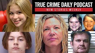 Teen charged with stabbing cheerleader 114 times; Lori Vallow ruled unfit for trial - TCDPOD