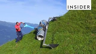 7 Extreme Yard Work Inventions