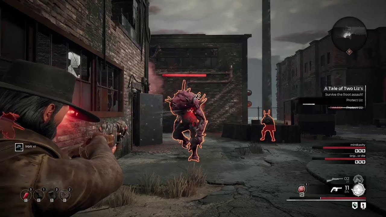 Remnant: From the Ashes: Quick Look (Video Game Video Review)