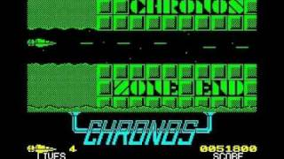 Chronos Walkthrough, ZX Spectrum