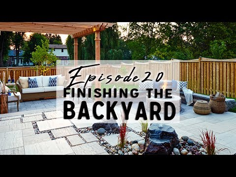 HOME MAKEOVER – Remodeling the Backyard
