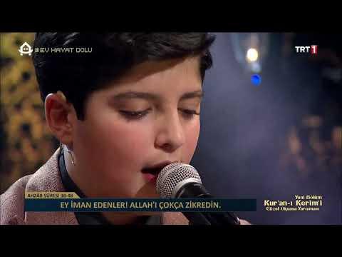 Muhammad Yahya Recitation - TRT TURK