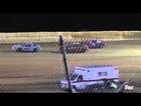 #KOC6 | Moler Raceway Park | 8.21.15 | Dirt Trackin' Presents The King of Compacts | Heat 1