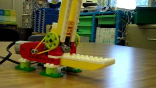 LEGO WeDo Robotics Tutorial #1