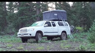 Overland Exploring Utah's High Country Wilderness For Epic Trout Fishing.