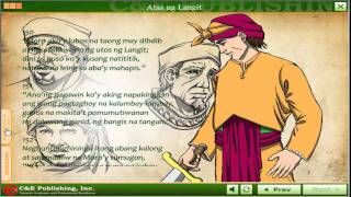 Florante at Laura | Product Demo | E-Lesson