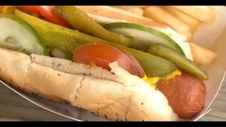 Chicago's Best Hotdogs: Skyway Dogs