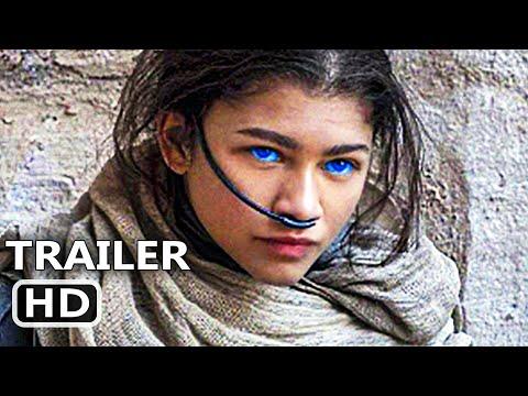 DUNE Official Trailer (2020) Timothée Chalamet, Zendaya, Sci-Fi Movie HD