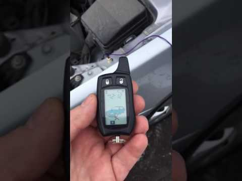 How to program Autostart Prostart remote