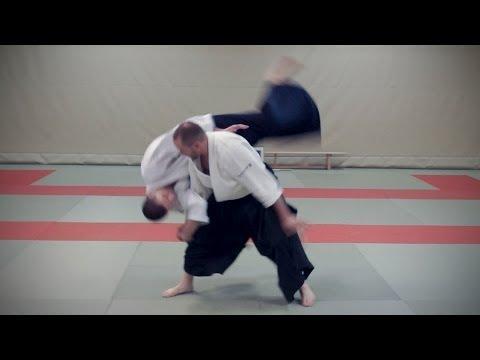 Aikido: Stéphane GOFFIN (6.Dan Aikikai) Shihonage related Work