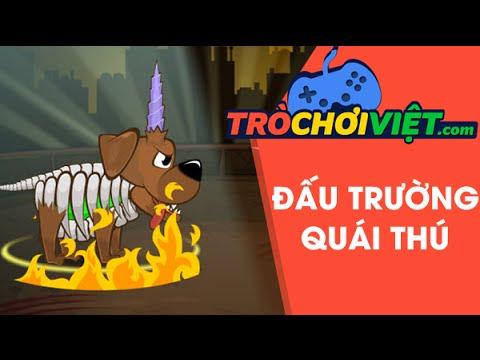 Game đấu trường quái thú - Video hướng dẫn cách chơi game
