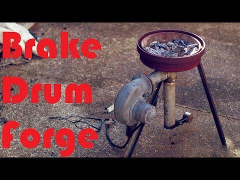 Brake Drum Forge