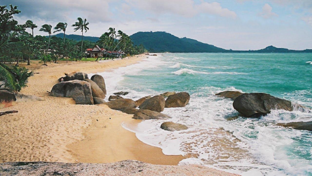 Thailand Koh Samui Lamai Beach 2017