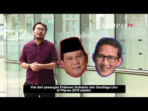 Visi Misi Prabowo Subianto - Sandiaga Uno Mp3