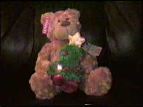 GUND Frasier Musical Bear