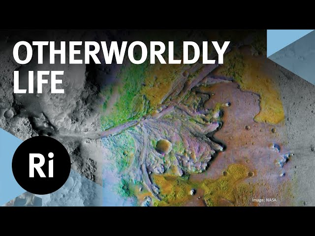 Searching for Life on Another Planet - with Sarah Stewart Johnson