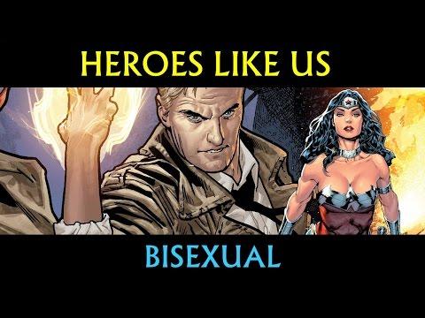 Heroes Like Us: Bisexual