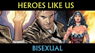 Heroes Like Us: Bisexual