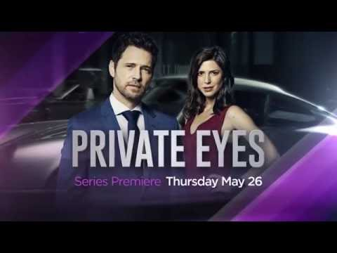 Private Eyes   TV Show Trailer   Season 1