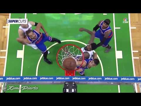 Carmelo Anthony Gets Ejected   Knicks vs Celtics   November 11, 2016   2016 17 NBA Season