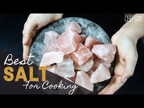 Best Salt For Cooking - Which salt is healthy for you